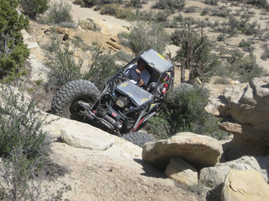 Farmington NM - Gladiator, Intimidator, Waterfall Trail -
