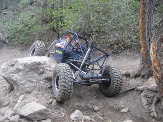 Canage Canyon with Russell -