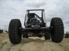 My buggy looking straight on