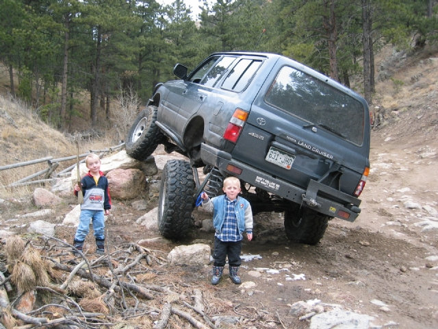 Carnage Canyon - That's my boys!