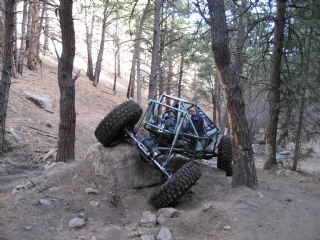 Carnage with new Buggy! - Flexing it up
