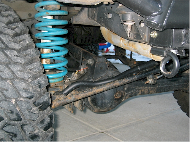 3 Link Front On Fj80 on tacoma engine diagram